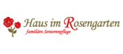 Haus im Rosengarten GmbH - familiäre Seniorenpflege Logo