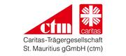 Caritas-Trägergesellschaft St. Mauritius gGmbH (ctm) Logo