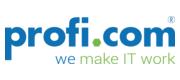 profi.com AG business solutions Logo