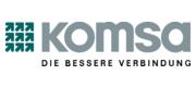 KOMSA Kommunikation Sachsen AG Logo